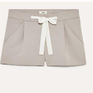 Aritzia Wilfred Exergue Shorts Sz 0